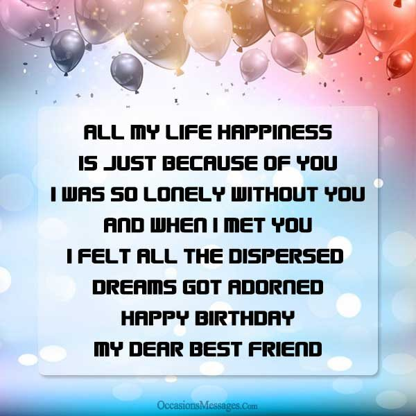 New cute Happy Birthday Wishes for father mother sister brother wife husband girlfriend boyfriend 10