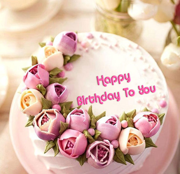 New cute Happy Birthday Wishes for father mother sister brother wife husband girlfriend boyfriend 14