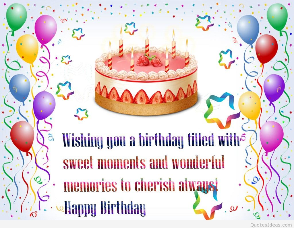 New cute Happy Birthday Wishes for father mother sister brother wife husband girlfriend boyfriend 15