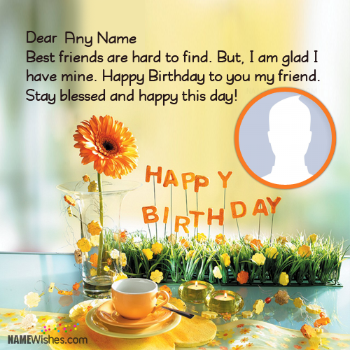 New cute Happy Birthday Wishes for father mother sister brother wife husband girlfriend boyfriend 16
