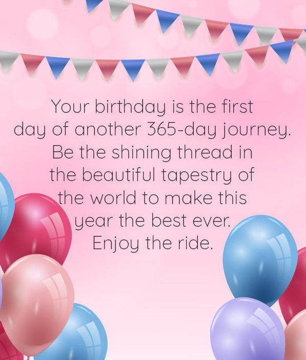 New cute Happy Birthday Wishes for father mother sister brother wife husband girlfriend boyfriend 18