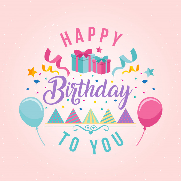 New cute Happy Birthday Wishes for father mother sister brother wife husband girlfriend boyfriend 25
