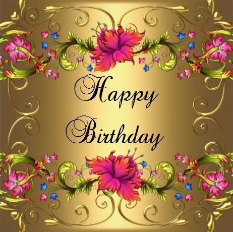New cute Happy Birthday Wishes for father mother sister brother wife husband girlfriend boyfriend 4