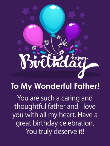 New cute Happy Birthday Wishes for father mother sister brother wife husband girlfriend boyfriend 6