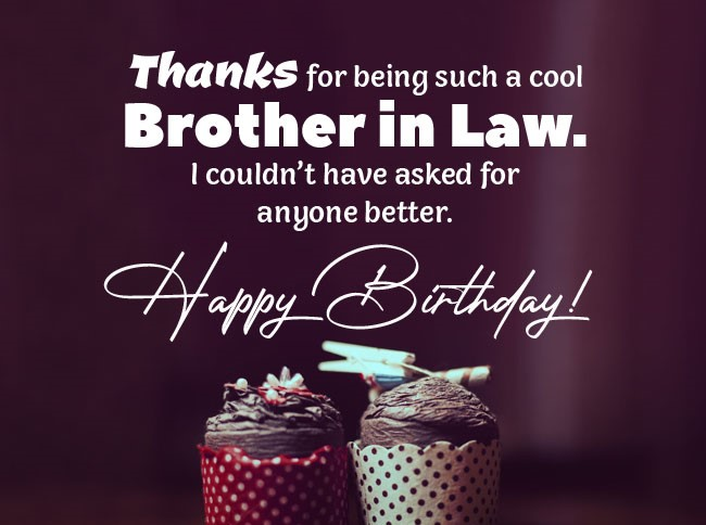 Birthday Wishes For Brother In Law 4