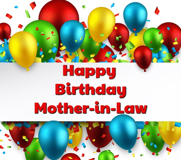 Happy Birthday Wishes for Teacher Mother in Law​