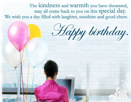 Motivational Birthday Wishes for Employees