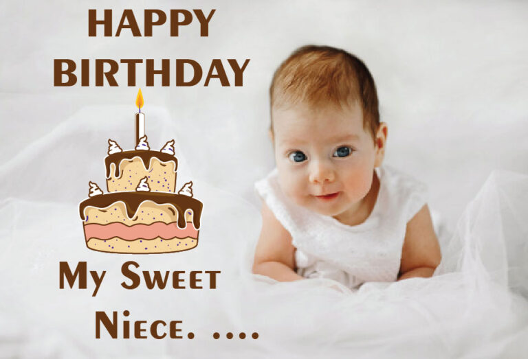 HAPPY BIRTHDAY WISHES NIECE PICTURE